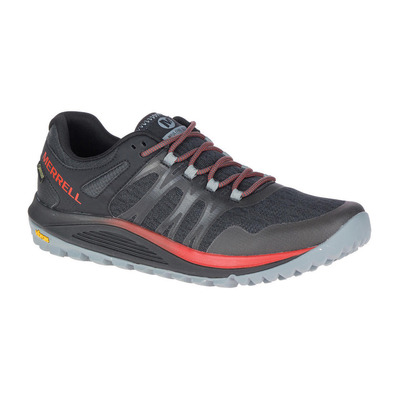 MERRELL - NOVA GTX - Trail Shoes - Men's - black