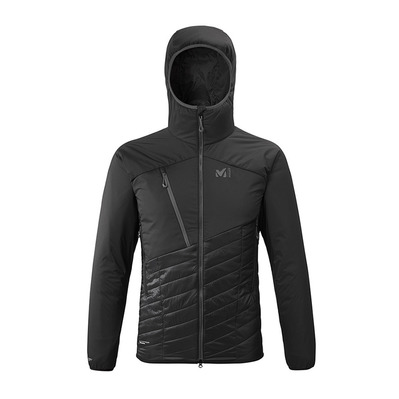 MILLET - ELEVATION AIRLOFT HOODIE - Hybrid Jacket - Men's - black