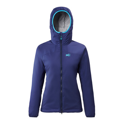 MILLET - K BELAY HOODIE - Jacket - Women's - blue depths