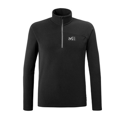 MILLET - K LIGHTGRID PO - Fleece - Men's - black