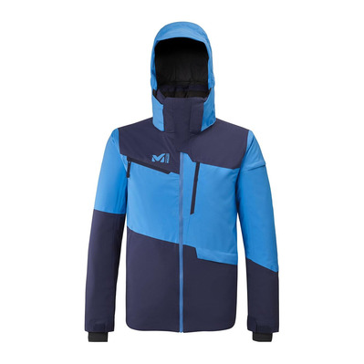 MILLET - ANTON GTX - Ski Jacket - Men's - electric blue/blue depths