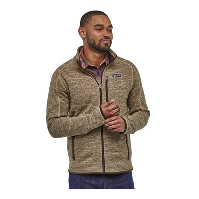 PATAGONIA - BETTER SWEATER - Fleece - Men's - pale khaki