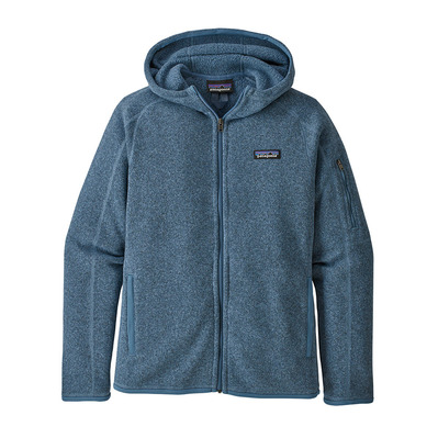 PATAGONIA - BETTER SWEATER - Fleece - Women's - woolly blue