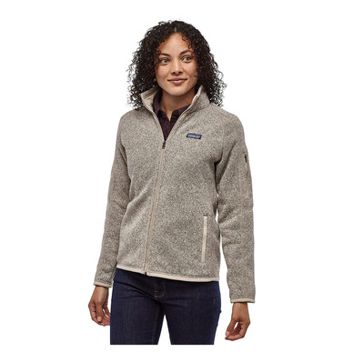 PATAGONIA - BETTER SWEATER - Fleece - Women's - pelican