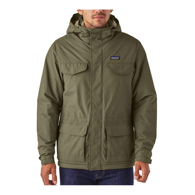 PATAGONIA - ISTHMUS - Parka Jacket - Men's - industrial green