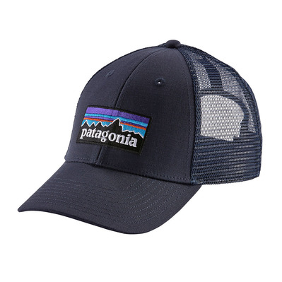 PATAGONIA - P-6 LOGO LOPRO - Cappellino navy blue/navy blue