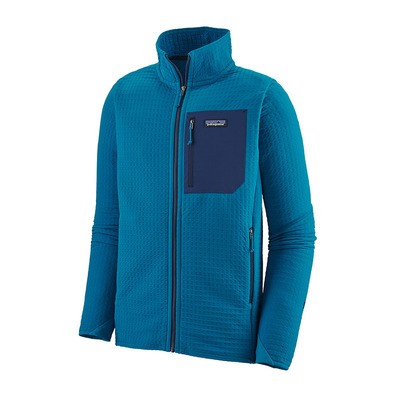 PATAGONIA - R2 TECHFACE - Jacket - Men's - balkan blue