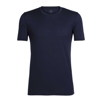 ICEBREAKER - TECH LITE - Tee-shirt Homme midnight navy