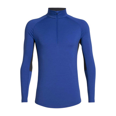 ICEBREAKER - 200 ZONE - Base Layer - Men's - surf/midnight navy