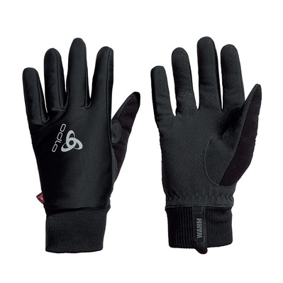 ODLO - ELEMENT WARM - Guantes black