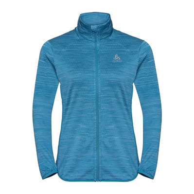 ODLO - STEAM - Sweat Femme niagara melange