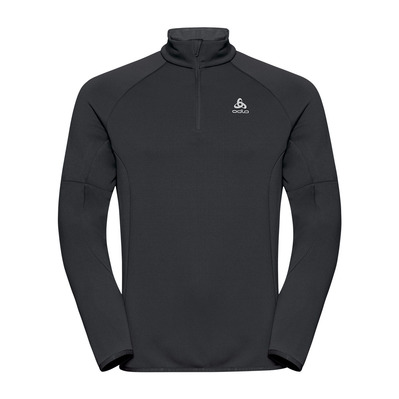 ODLO - CARVE CERAMIWARM - Sweat Homme black