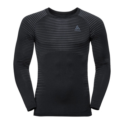 ODLO - T-shirt ML PERFORMANCE LIGHT Homme black