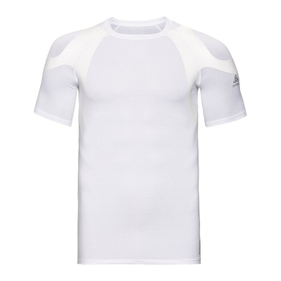 ODLO - ACTIVE SPINE LIGHT - Sous-couche Homme white