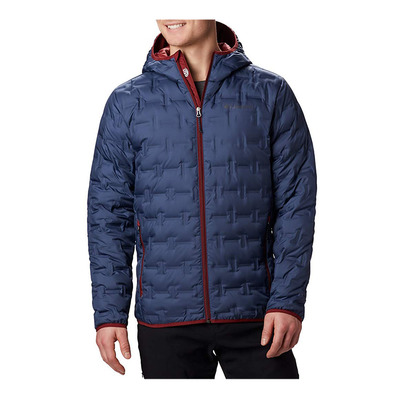 COLUMBIA - Delta Ridge Down Hdd Jac-Dark Mountain Homme Dark Mountain