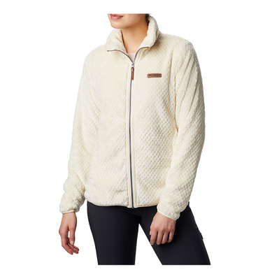 COLUMBIA - FIRE SIDE II - Fleece Frauen chalk
