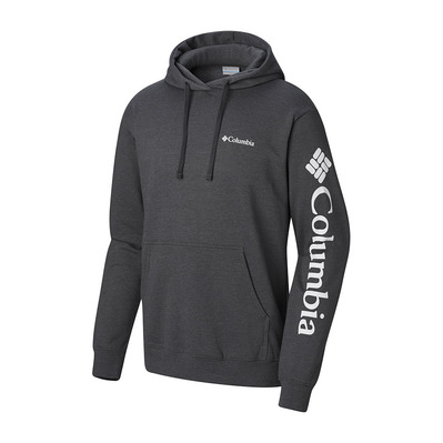COLUMBIA - VIEWMONT II - Sweat Homme charcoal heather