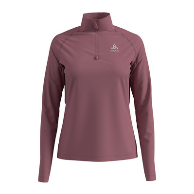 ODLO - BERNINA - Sweat Femme mesa rose