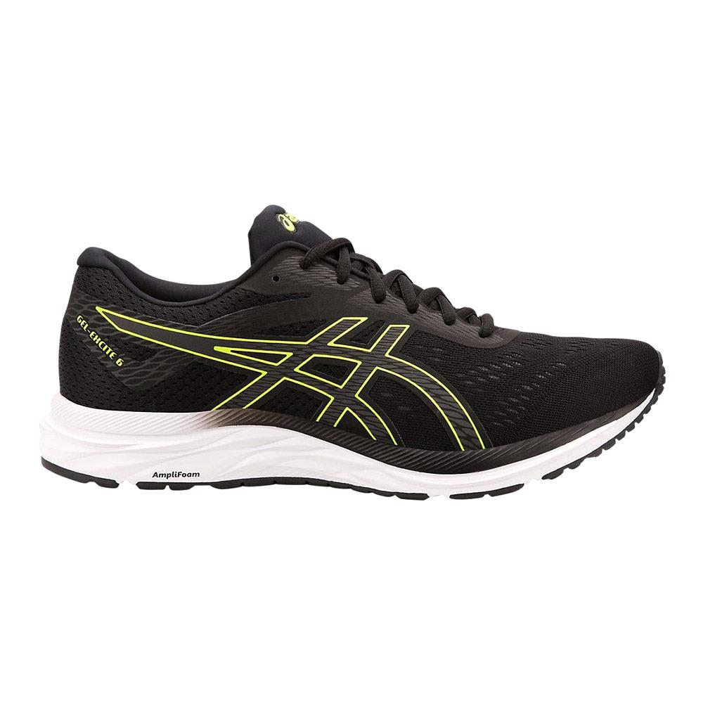 ASICS Asics GEL-EXCITE 6 - Chaussures running Homme black/hazard ...