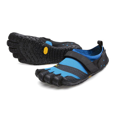 FIVE FINGERS - Vibram Five Fingers V-AQUA Homme Bleu/noir
