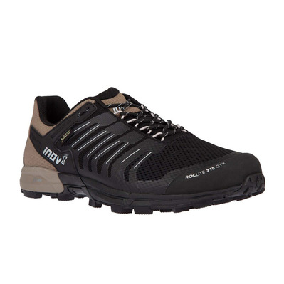 INOV 8 - ROCLITE 315 GTX (M) BLACK / BROWN, Männer BLACK / BROWN