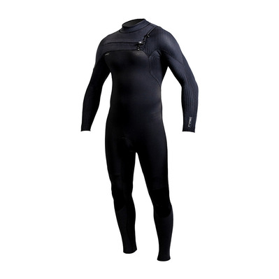O'NEILL - Hyperfreak 5/4+ Chest Zip Full Homme BLK/BLK