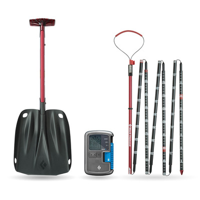 BLACK DIAMOND - RECON BT AVALANCHE - Pack DVA + Sonde + Pelle
