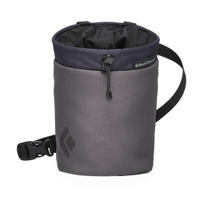 BLACK DIAMOND - REPO - Chalk Bag - dark grey