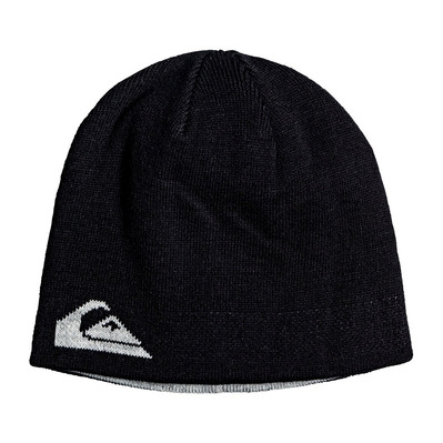 QUIKSILVER - M&W - Bonnet réversible Homme black/grey