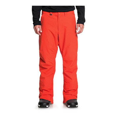 QUIKSILVER - ESTATE - Pantalon snow Homme poinciana