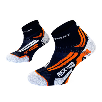 BV SPORT - RSX EVO - Socks - blue/orange