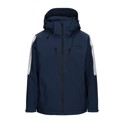 PEAK PERFORMANCE - CLUSAZ - Veste Homme decent blue