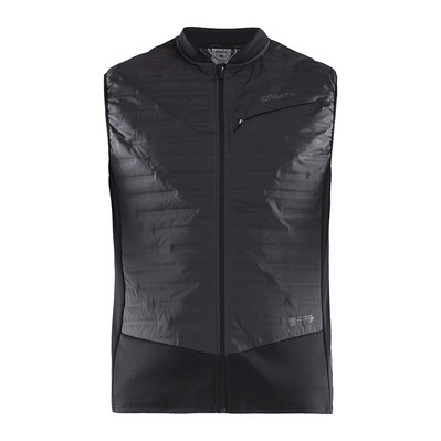 CRAFT - SUBZERO BODY - Veste hybride Homme black
