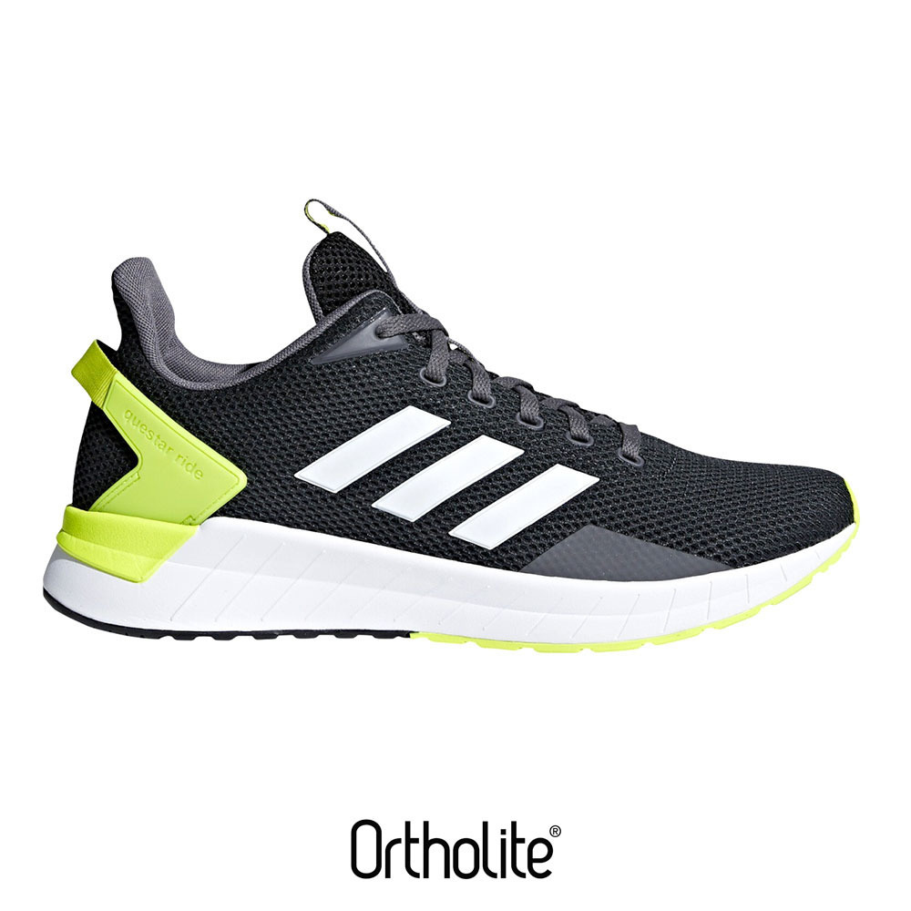 CHAUSSURES MODE Adidas QUESTA RIDE Sneakers Homme black