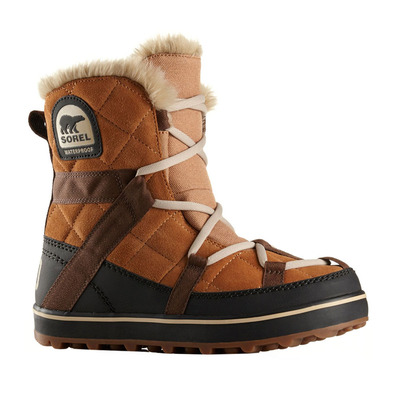 SOREL - GLACY EXPLORER - Après-Ski - Women's - elk