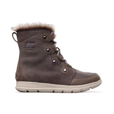 SOREL - EXPLORER JOAN - Après-ski mujer quarry/black
