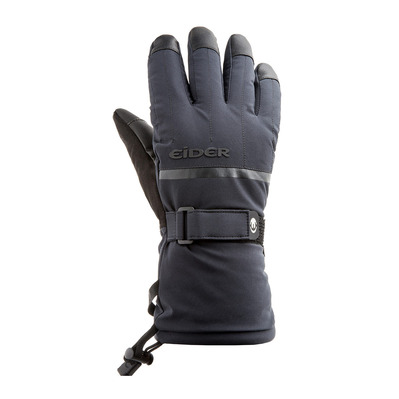 EIDER - THE ROCKS - Ski Gloves - Men's - black