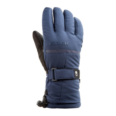 EIDER - THE ROCKS - Ski Gloves - Women's - dark night