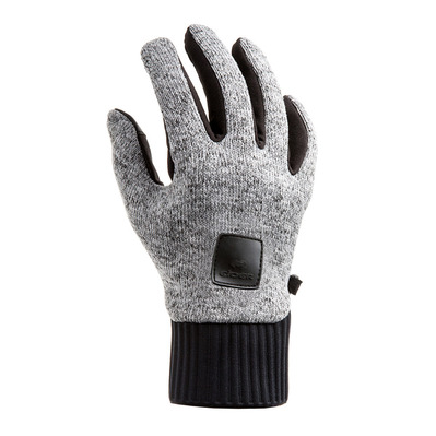 EIDER - WOOLY GRIP 3.0 - Gloves - drizzle grey