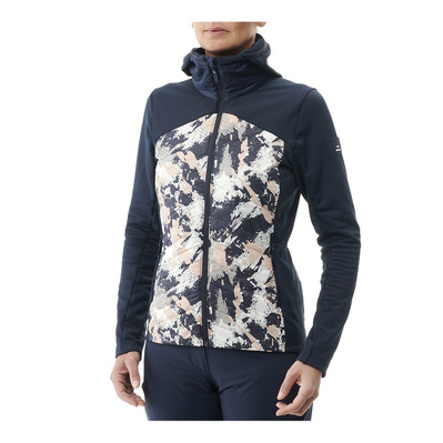 EIDER - VENOSC - Hybrid Jacket - Women's - dark night