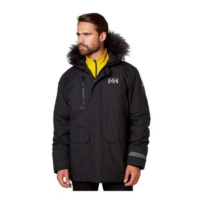 HELLY HANSEN - SVALBARD - Jacket - Men's - black