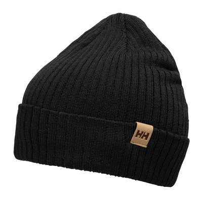 HELLY HANSEN - BUSINESS 2 - Beanie - Men's - black
