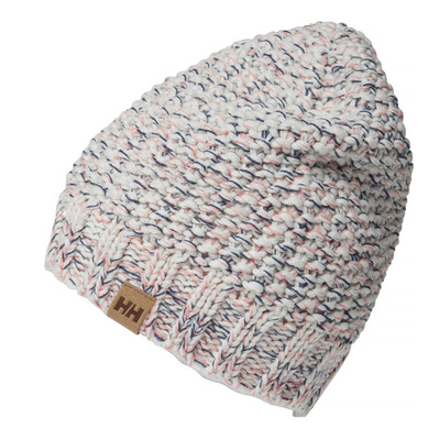 HELLY HANSEN - W SNOWFALL - Beanie - Women's - off-white