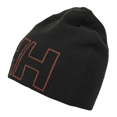 HELLY HANSEN - OUTLINE - Beanie - Men's - ebony