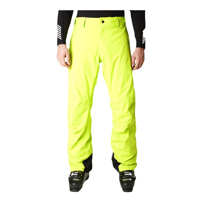 HELLY HANSEN - LEGENDARY INSULATED - Pantalon ski Homme azid lime