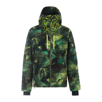 OAKLEY - GREAT SCOTT INSULATED 2L 15K - Veste ski Homme geo camo
