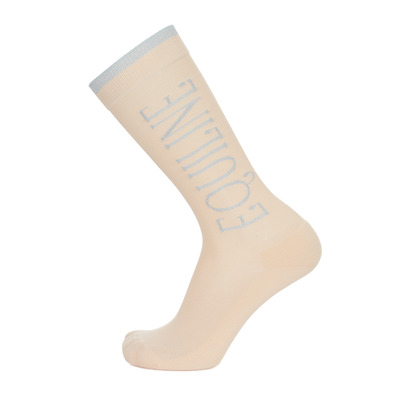 EQUILINE - SOCKS Unisexe PINK POWDER