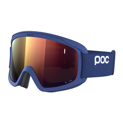POC - OPSIN CLARITY - Masque ski lead blue/spektris orange