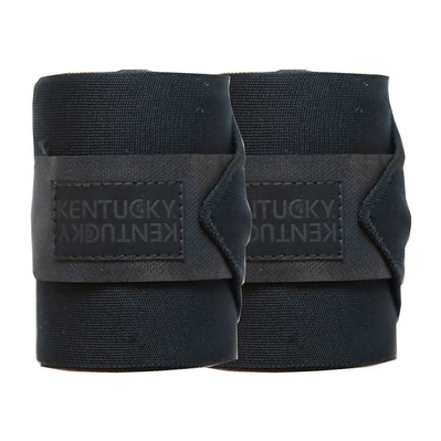 KENTUCKY - REPELLENT - Fasce da riposo X2 nero