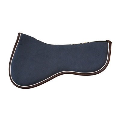 KENTUCKY - ABSORB - anatomisches Sattelpad - blue/white/choco